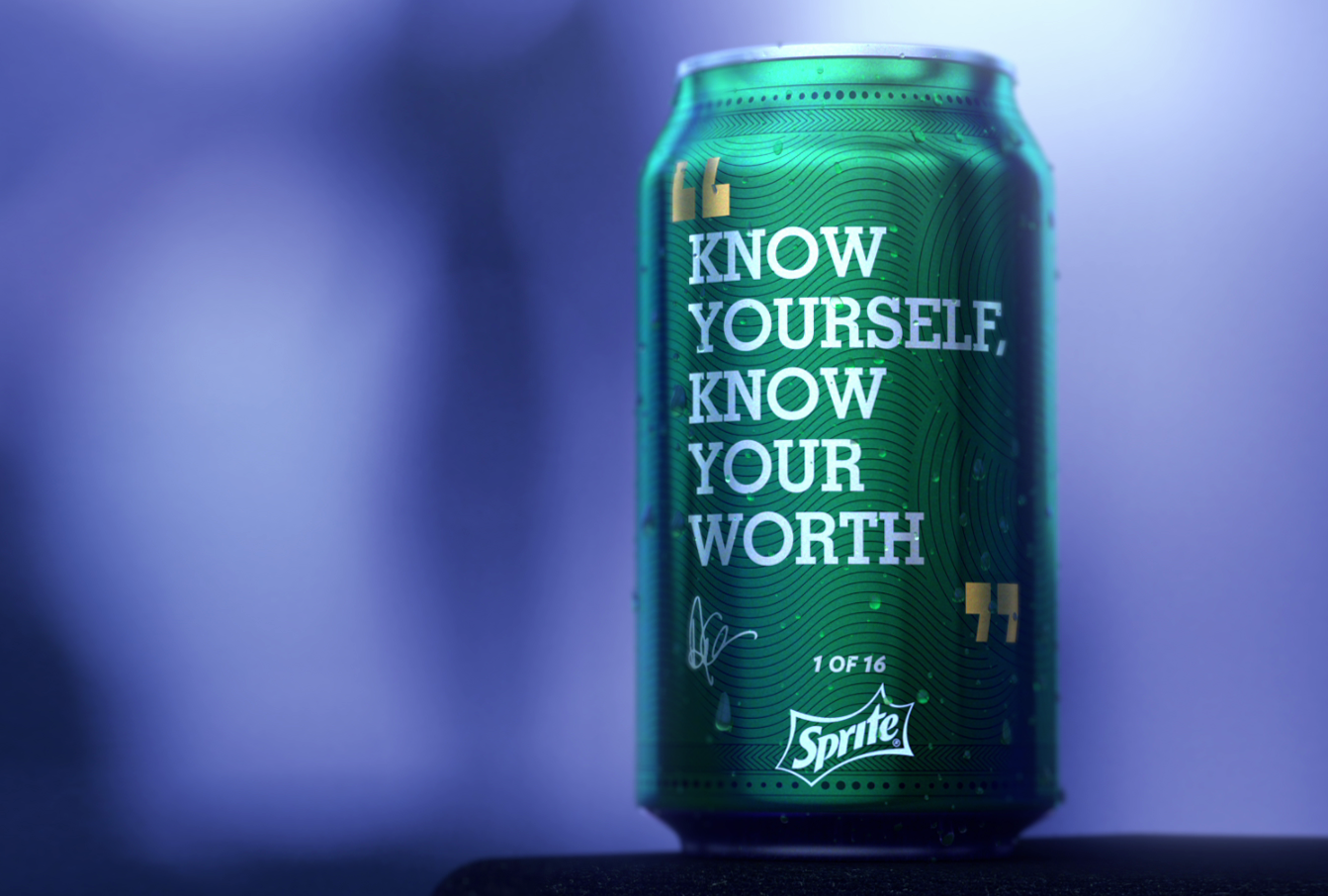 Sprite Obey Your Thirst Lyrical Collection